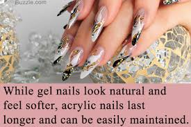 acrylic nails vs gel nails let u0027s dissect each difference