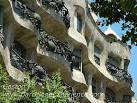 Barcelona tours: barcelona pictures: Antoni Gaudi: La Pedrera-a ...