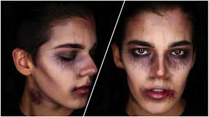 Halloween Vampire Look Vampire Halloween Makeup Tutorial Diy Sfx 2016 Youtube