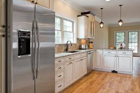 white kitchen with stainless steel appliances u2013 kitchen and decor