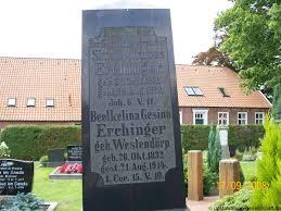 Grab von Simon Johannes Erchinger (27.09.1825-28.08.1887 ... - lb021