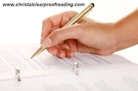 Christal Clear  UK Proofreading Service   Proofreader in Hesketh     UK proofreading Service