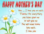 Happy mothers day cards quotes | Stefan Zamisch