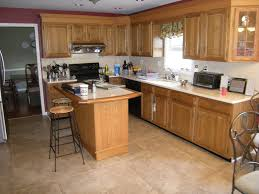 kitchen kitchen color ideas with oak cabinets paper towel napkin