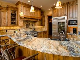 Kitchen Oak Cabinets by Decorating With Oak Cabinets Kitchen Countertops Pics Picture