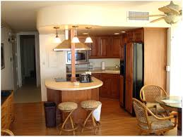 Mobile Home Kitchen Cabinet Doors Kitchen Captivating Wooden Kitchen Decoration Using Solid Light