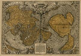 Oldest Map Of North America by Old Maps The Americas And Antarctica