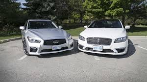 lexus touch up paint 1c0 2016 infiniti q50 red sport 400 awd vs 2017 lincoln mkz reserve
