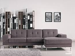 Simple Living Room Simple Modern Living Room Decoration With Dark Gray Tufted