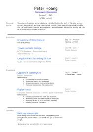 Resume No Experience  how to write a resume with little or no job   Resume Maker  Create professional resumes online for free Sample