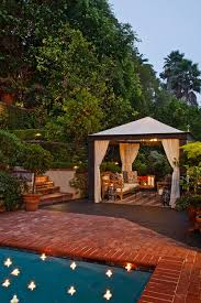 Outdoor Lighting Fixtures For Gazebos by 34 Square Gazebos To Give Your Back Yard Style