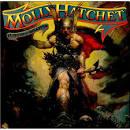 Molly Hatchet Flirtin' With Disaster UK vinyl LP album (LP record) (