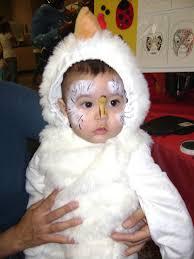 chicken face paint costume diy pinterest costumes
