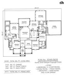One Level Home Plans 100 Ranch House Plans With Bonus Room Southern Heritage