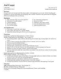 Unforgettable Inside Sales Resume Examples to Stand Out     My Perfect Resume