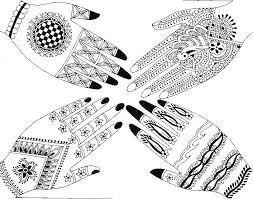 Henna Tattoo Stencils Picture 3