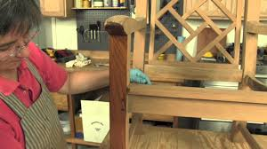 Outdoor Furniture Finish by How To Refinishing Outdoor Furniture Teak Chair Youtube