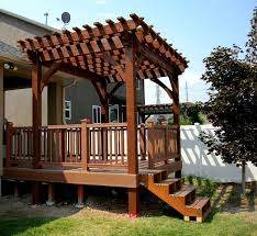 Timber Frame Pergola by 75 Best Attached Pergolas Images On Pinterest Attached Pergola