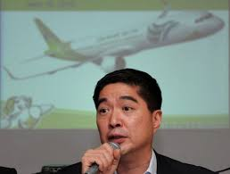 Cebu Pacific president and CEO Lance Gokongwei says they are not keen on Zest Air. Photo by AFP. MANILA, Philippines (UPDATED) - The country's largest ... - LanceGokongwei-CebuPacific