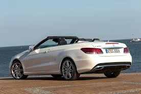 2014 mercedes benz e class coupe and cabriolet first drive motor