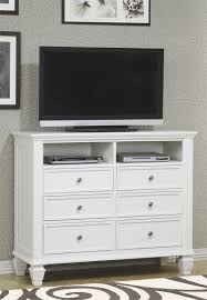 White Bedroom Collections Sandy Beach White Storage Bedroom Collection