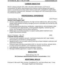 Training Internship College Credits Cover Letter Examples