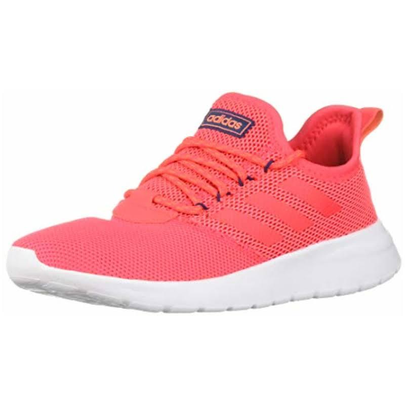 Adidas Lite Racer RBN Cloud Foam Ortholite Sneakers Pink 8.5 Medium (B,M)