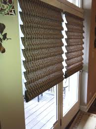 french door window treatments archives