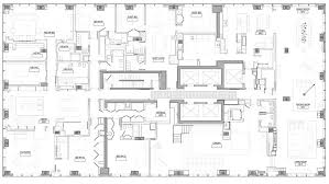 Penthouse Floor Plans Ultra Luxury Design A Billionaire U0027s Penthouse In New York