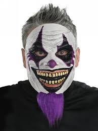 halloween mask costumes evil scary clowns scary clown costumes props masks