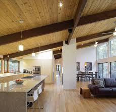 living room dining room kitchen open floor plans