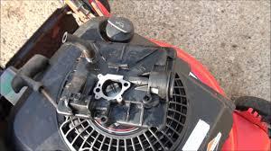 briggs and stratton lawnmower primer bulb problems won u0027t prime