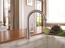 Kitchen Wall Mount Faucet Bathroom Faucets Wonderful Wall Mount Faucet With Sprayer
