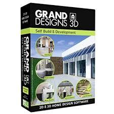Best 2d Home Design Software Grand Designs 3d V2 Self Build U0026 Development Amazon Co Uk Software