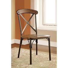Metal Dining Room Chair Industrial Dining Room Chairs