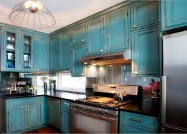 How To Paint Kitchen Cabinets Video Cabinet Antiquing Kitchen Cabinets Cute Distressed Kitchen