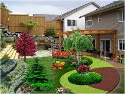 Backyards Trendy Garden Backyard Design Backyard Garden Design