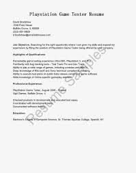Best Resume Format For Quality Assurance by Software Tester Resume Asheesh Etl Tester Cover Letter Hotel