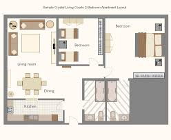apartment layout cool 1 apartment designs shown with rendered 3d