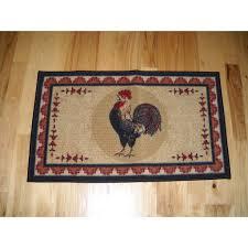 Rug For Kitchen Kitchen Inspiring Ideas For Kitchen Decoration Using Chicken