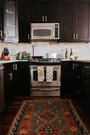 our simple kitchen update gold hardware swap