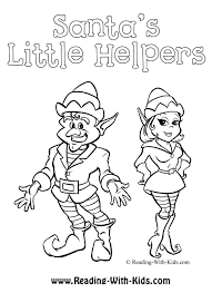 unicorn elf woman coloring pages