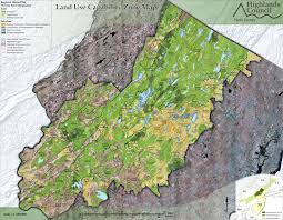 Map Nj New Jersey Highlands Council Municipalities And Counties