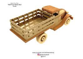 Plan Set 1929 Ford Stake Bed Truck Plan Set U2013 Aobi Workshop