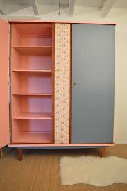 armoire vintage enfant armoire vintage zélie 2 relooking de meubles par lilibroc