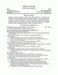 Sample Test Manager Resume by Manager Resume