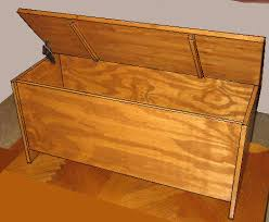 Plans To Build A Storage Bench by Free Entryway Storage Bench Plans How To Build An Entryway