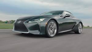lexus builds hoverboard 2018 lexus lc 500 is a looker and legit performer