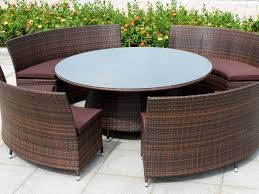 Resin Wicker Patio Furniture Sets - patio 10 winston patio furniture replacement slings krogers