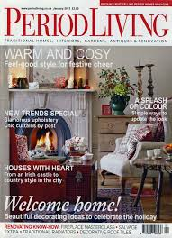 Period Homes And Interiors Magazine Puckhaber In Period Living U203a Puckhaber Decorative Antiques